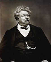 Alexandre Dumas, père, an influence on King.