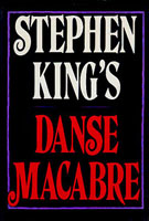 Danse Macabre by Stephen King Frist Edition Cover