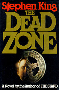 First Edition Dead Zone by Stephen King Front Cover