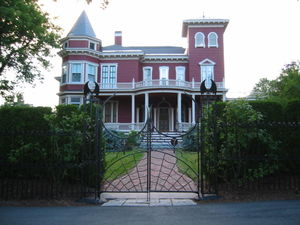 Stephen King's House