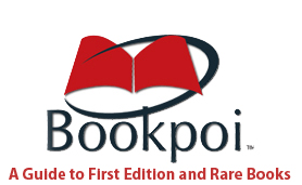 Bookpoi.com - A guide to identify rare and first edition books